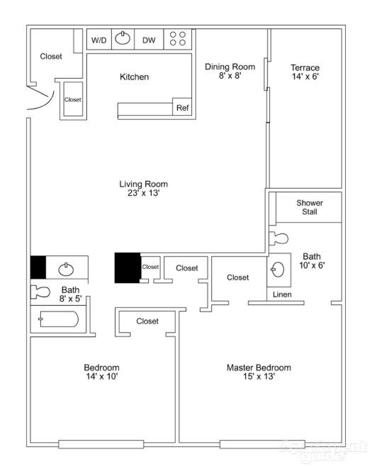 1500 Locust Apartments - Philadelphia, PA 19102 | Apartments for Rent