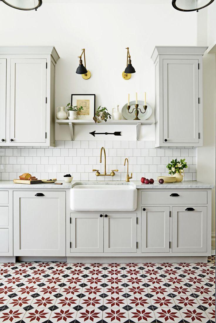 Backsplash Tile Design from the Ground Up - CountryLiving.com