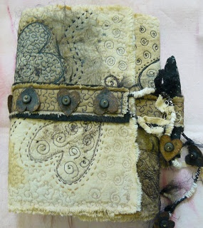 Annette Emms - book wrap