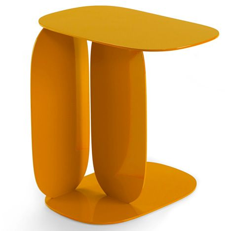 Caramel side tables by Claesson Koivisto Rune for Offecct