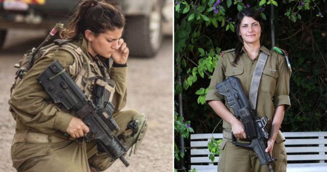This Female IDF Soldier Fought Off 23 Terrorists in Surprise Attack