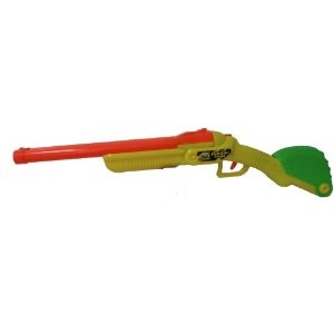 Double Barrel Break-Open Nerf Shot Gun!