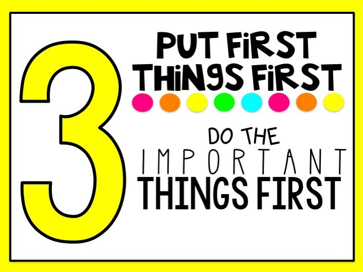first things first pdf covey download