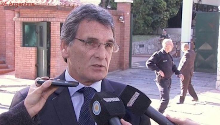 """Avruj afirmó que """"no hay encubrimiento ni protección para nadie de parte del gobierno nacional"""" en el caso Maldonado"""