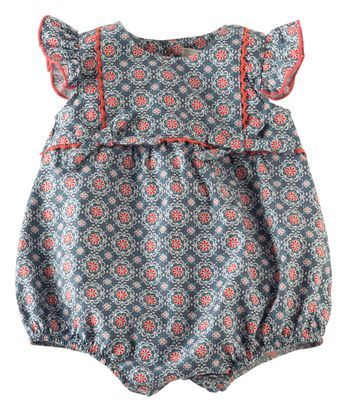Only the cutest bubble romper in the history of EVER! Check it out :) www.hallmarkbaby.com