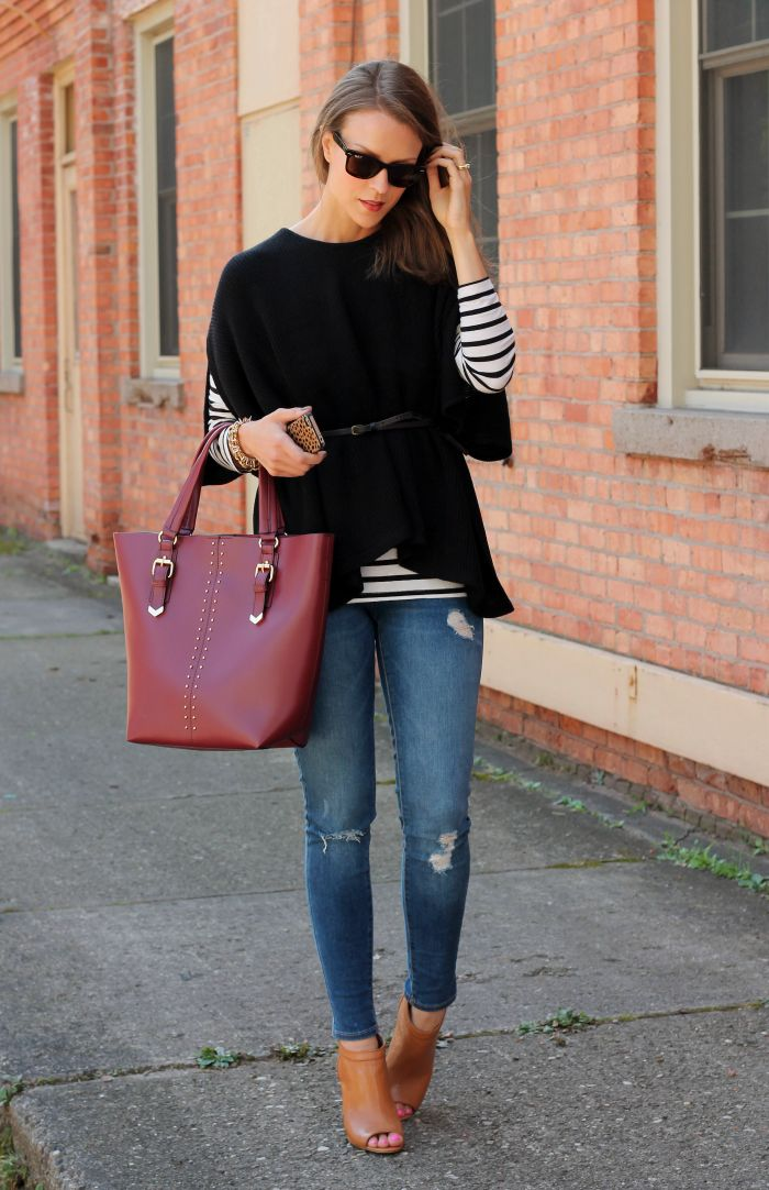 90 best images about How to wear peep toe boots on Pinterest | Blouses Boots and Skinny jeans