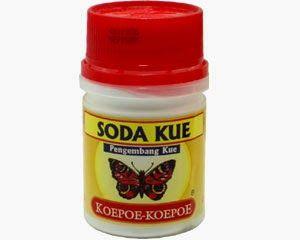 Dapur Harmoni: Pengganti Baking Soda dan Baking Powder