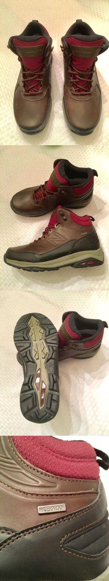 Womens 181393: New Balance Women S Trail Walking Boot, Size 10 D -> BUY IT NOW ONLY: $44.99 on eBay!