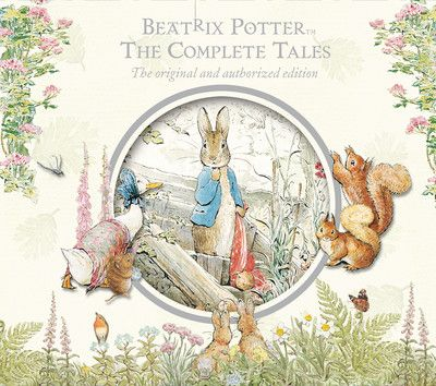 The Complete Tales of Beatrix Potter. This is a fabulous six-CD audio box-set containing the entire collection of stories by Beatrix Potter, complete and unabridged. The 23 tales in this giftset, have never lost their popularity, and sell in their millions all over the world. Meet again the famous characters that children love and adore ...Peter Rabbit, Squirrel Nutkin, The Flopsy Bunnies, Mrs Tiggy-Winkle, Tom Kitten, Jeremy Fisher, Jemima Puddle-Duck and many more. These stories are…