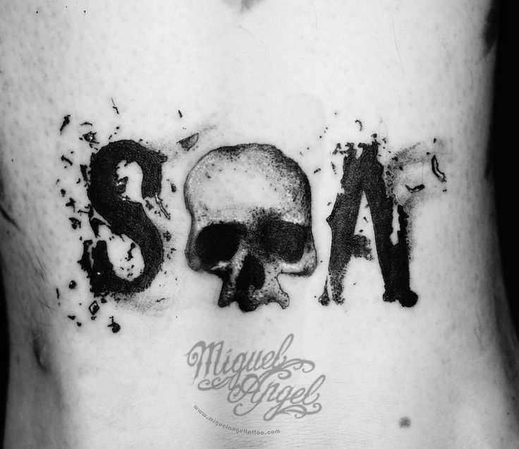 https://flic.kr/p/uHZ291 | Son of Anarchy tattoo