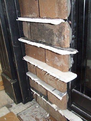 50 best backsplashes and countertops images on pinterest for Diy brick floor