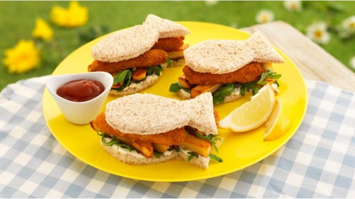 Fish and chip butty - Netmums