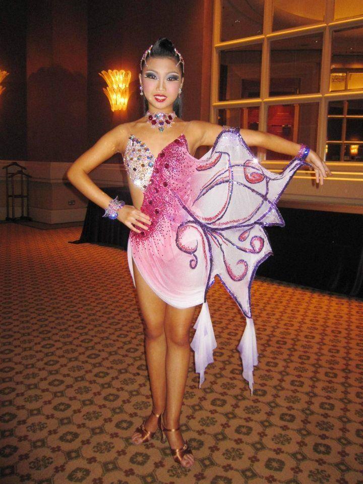 91 best dance dress * images on Pinterest   Dance costumes, Latin ...