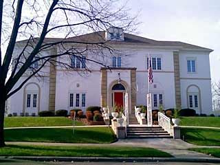 The Chew MansionXenia Ohio