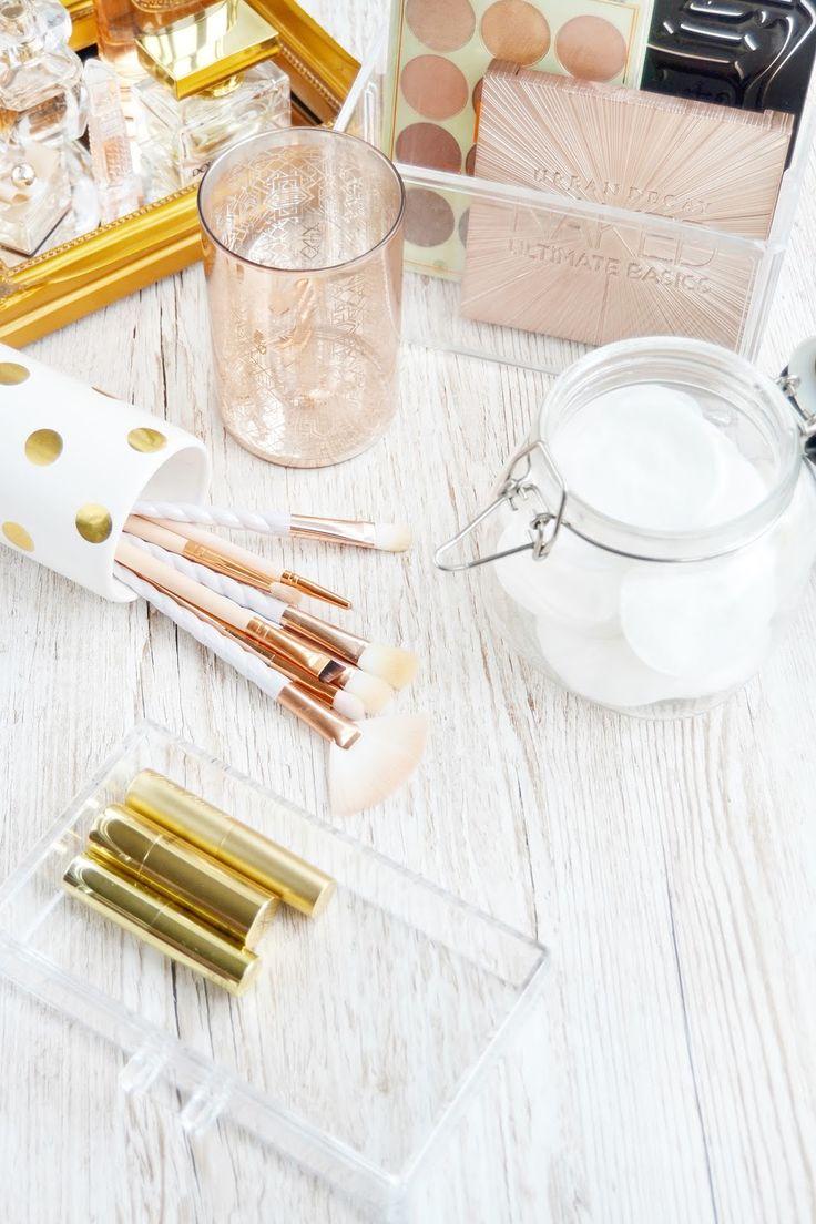 231 best Makeup Storage & Organization images on Pinterest | Make up ...