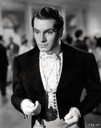 Laurence Olivier as Mr Darcy. So who is your favourite Mr Darcy? (Firth for me.)