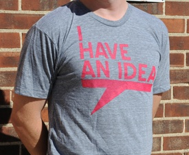 I want a t-shirt like this... it's like my catch phrase!