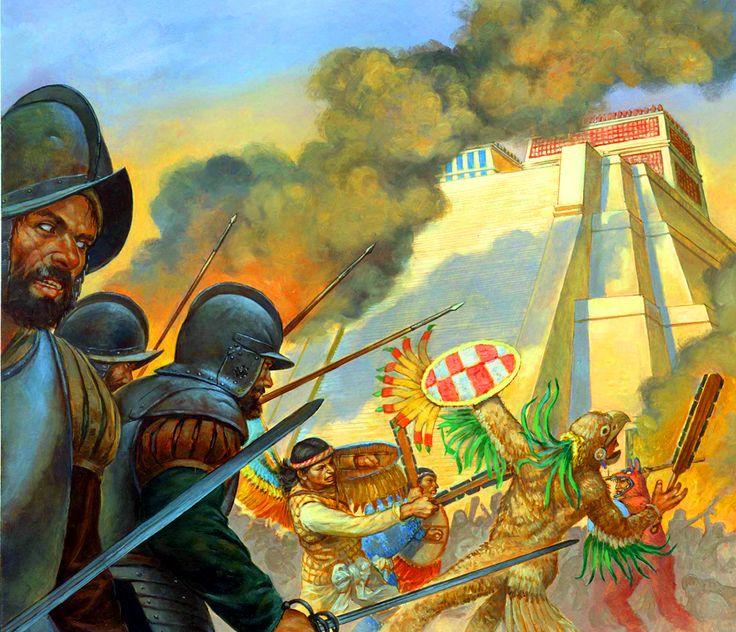 Conquest of the Aztec Empire Part I