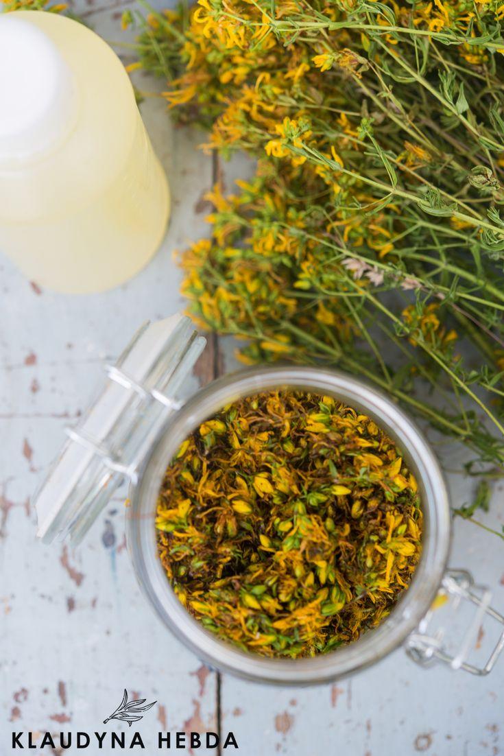 Jak wybrać najlepszy olej do maceracji ziół? Kompletny przewodnik. Cz 1 - Klaudyna Hebda
