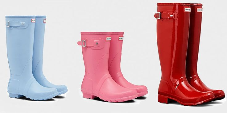 Here's What We're Shopping From Hunter Boots Winter Sale - TownandCountrymag.com