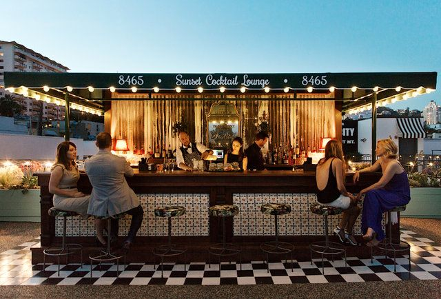 The 18 Best #Rooftop #Hangouts in #LA
