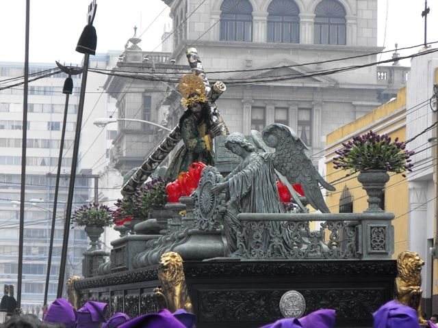 Andas Procesionales De Jesús De La Merced Y Virgen Viernes Santo Viernes Santos Virgen Dolorosa Las Mercedes
