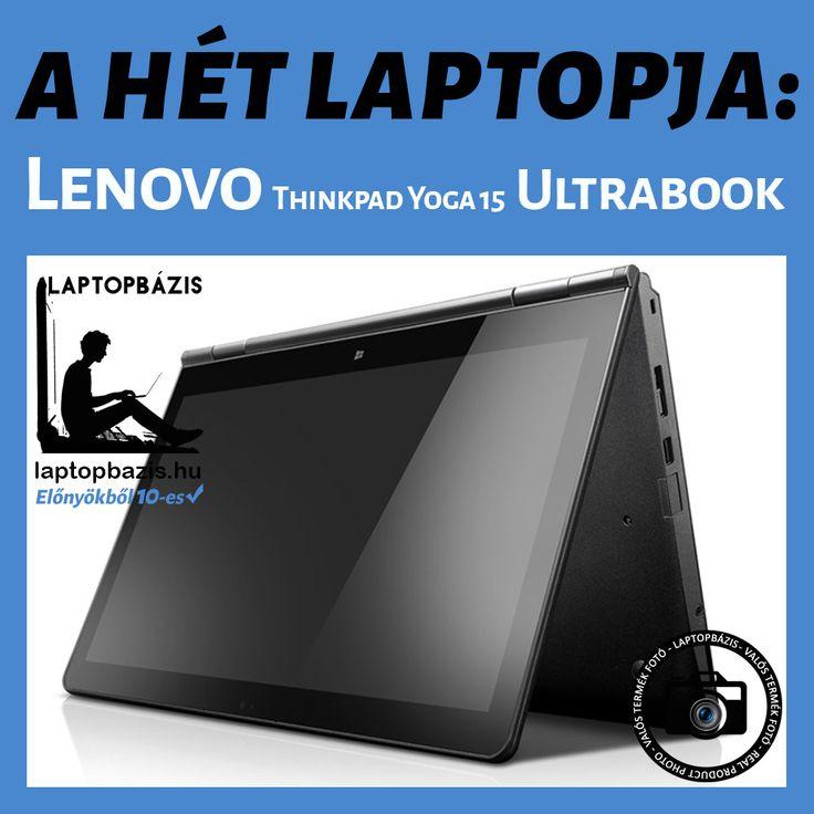 Új Lenovo Thinkpad Yoga 15 Ultrabook http://laptopbazis.hu/termek/uj-lenovo-thinkpad-yoga-15-ultrabook-156-fhd-erintokijelzo-intel-core-i55200u-ssd-8-gb-ddr3/51