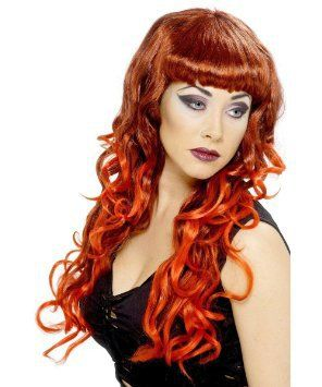 Let's Party With Balloons - Smiffy's Red Siren Wig, $30.00 (http://www.letspartywithballoons.com.au/smiffys-red-siren-wig/)
