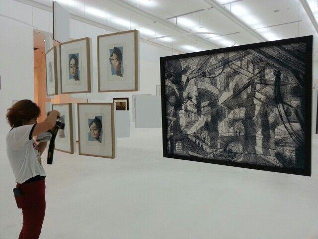 Museo de Arte Moderno #mamba, Buenos Aires. Photo: Conxa Rodà