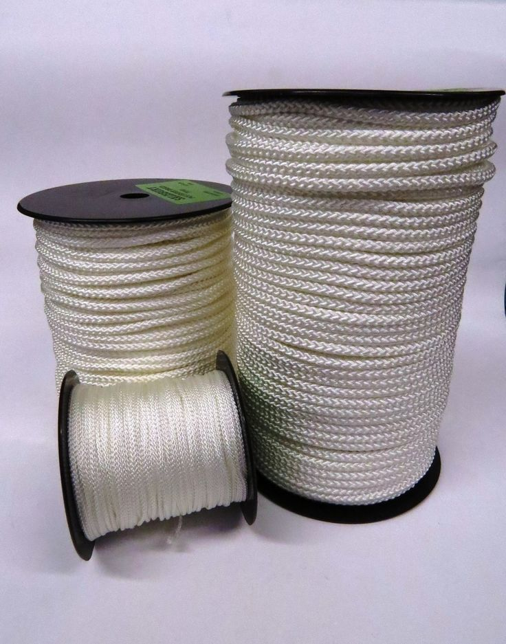 2.5mm Polyester Braid - PT Winchester