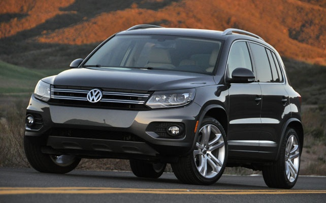 2012 Volkswagen Tiguan – A Fun But Flawed Compact Crossover SUV