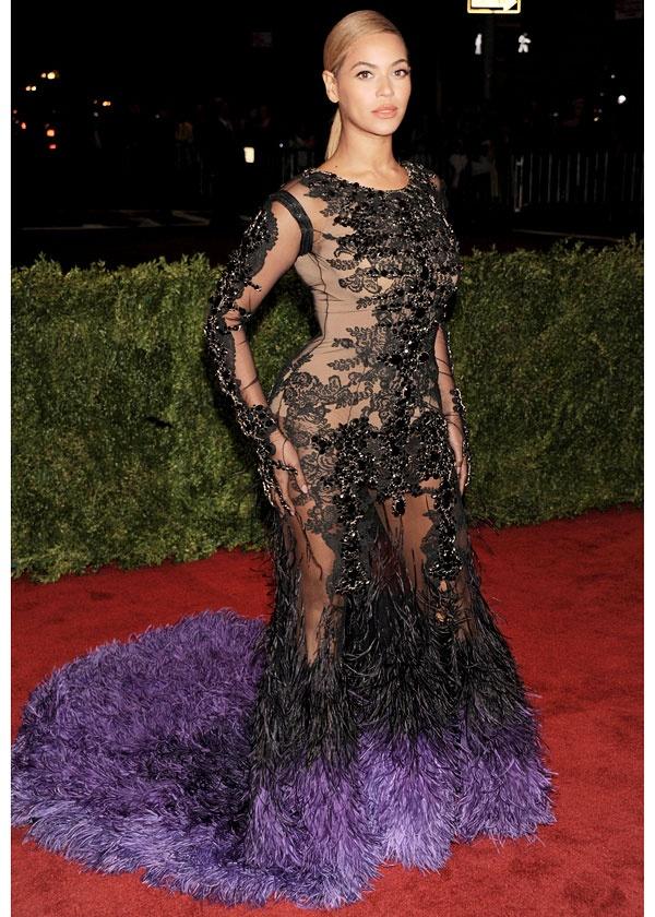 Met Ball 2012 | Worst Dressed Beyonce