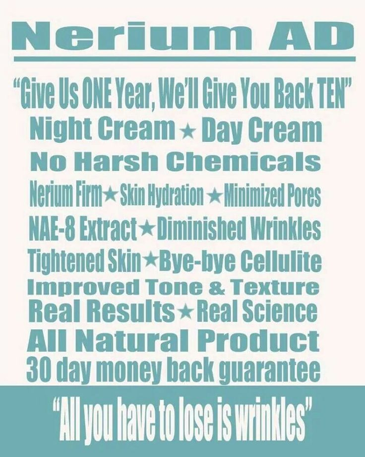 Nerium is the best product out there! www.vickiepike.nerium.com
