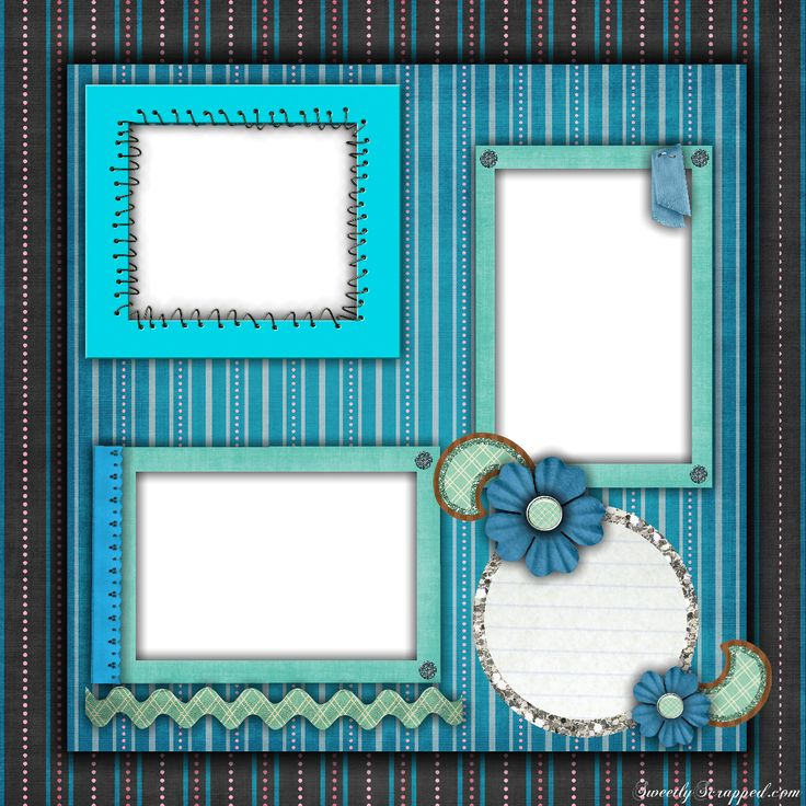 scrapbooking layouts | Einklebebuch-Layouts – Sweetly Scrapped's Free Printabl …