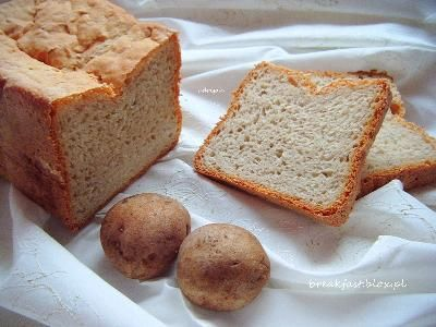 Chleb ziemniaczany z automatu