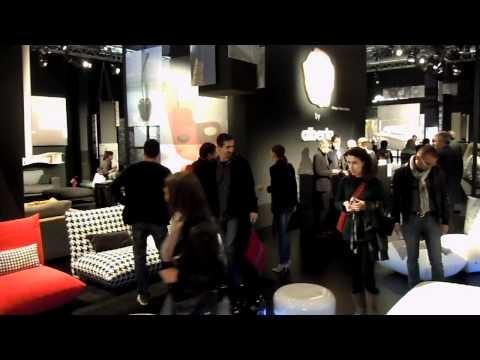 Salone del Mobile Milano 2012:  DESIGN IN MOTION