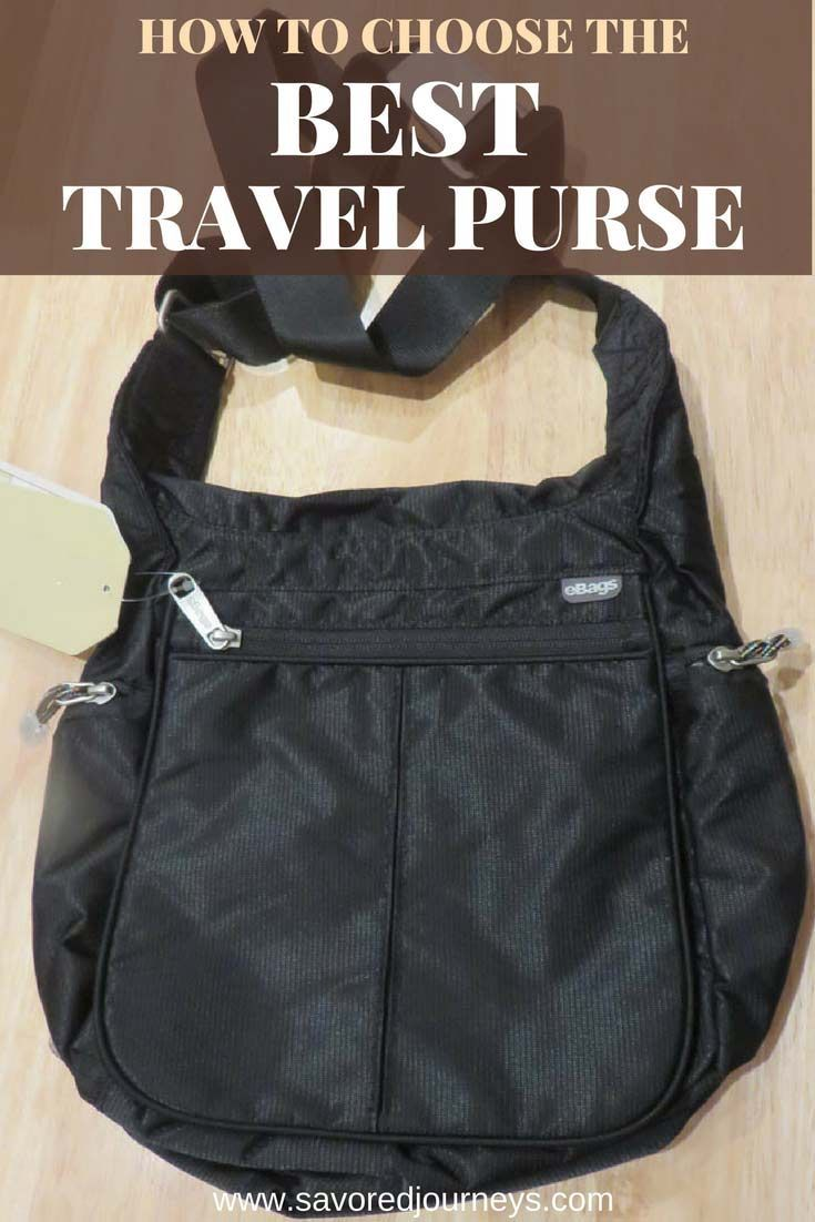 Having trouble finding the best travel purse? This guide will help you choose the right one for you.