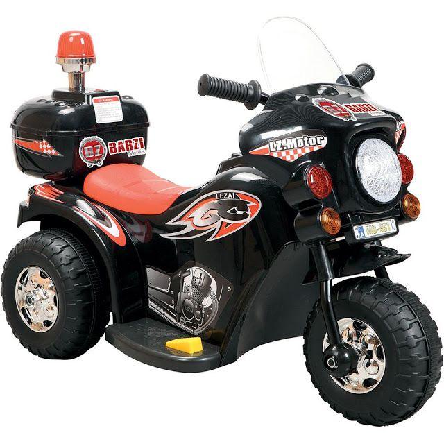 Triciclo Elétrico Infantil Bz Cycle 6V - 3 Cores Disponíveis << R$ 29990 em 10 vezes >>