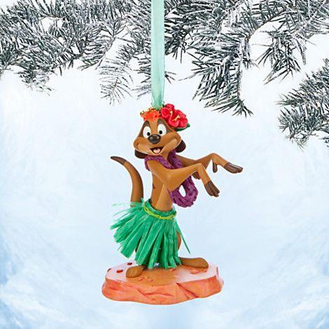 Timon Sketchbook Ornament - The Lion King