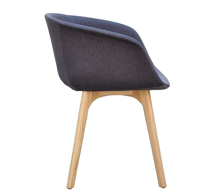 Minimalist lounge chair stylish restaurant dedicated for Minimalist lounge