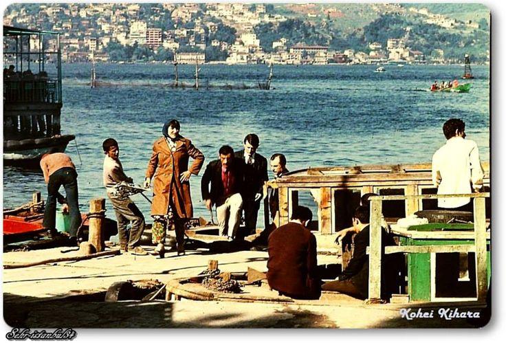 Yeniköy Sahili - 1970'ler #istanbul F: Kohei Kihara  #istanlook