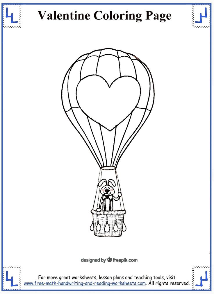 17 Best Images About Valentine Coloring Pages On Pinterest