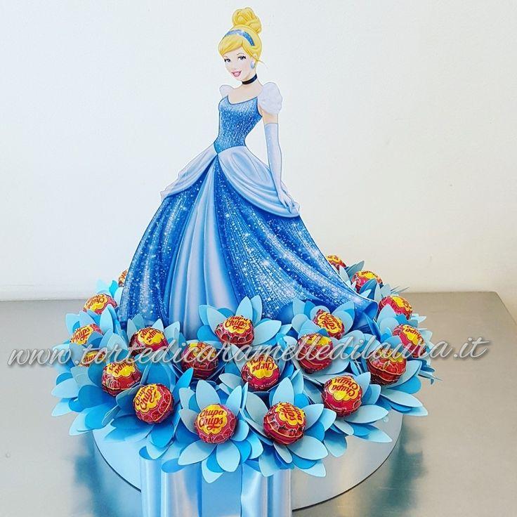 Cinderella Chupachups