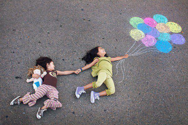 фото на асфальте шарики: 17 тыс изображений найдено в Яндекс.Картинках