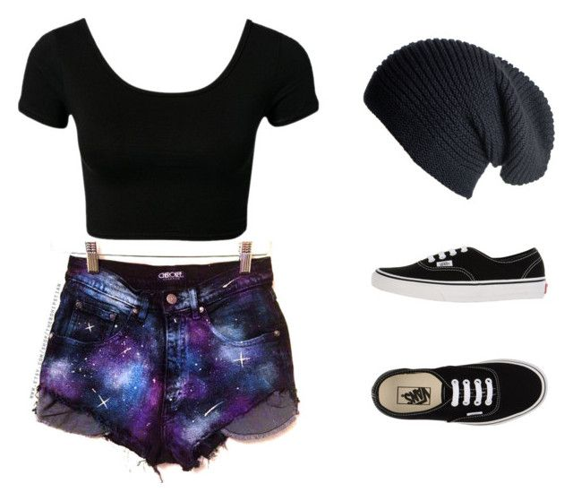 Warped tour outfit but I'd prefer a band shirt since I'm going to Warped :/