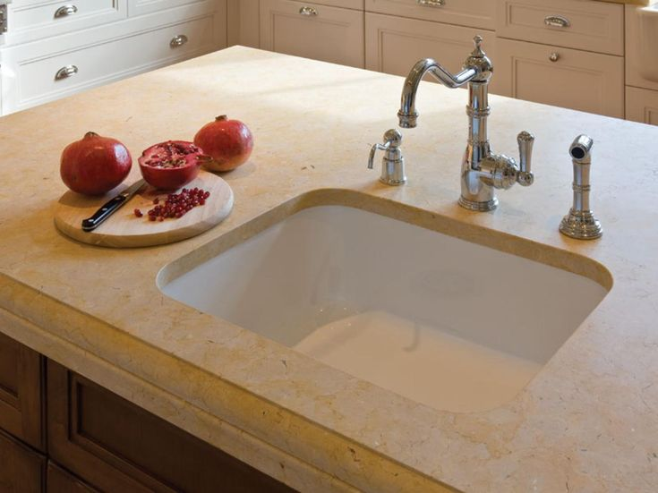 HGTVRemodels' Kitchen Countertop Buying Guide offers tips for choosing glass countertops, limestone countertops or slate countertops for your kitchen renovation.