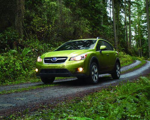 Subaru's greenest car will be the #2014 #Subaru #XV #Crosstrek #Hybrid @tflcar @Subaru