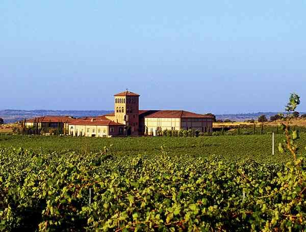 Hacienda Unamuno Wine Hotel Spain