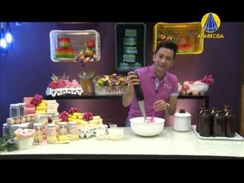 Tudo Artesanal | Creme Hidratante por Peter Paiva - 09 de Abril de 2013 - YouTube