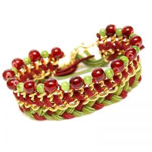 friendship bracelet boho style